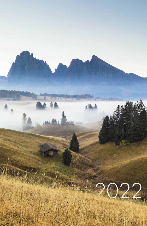 Copertina Paesaggio Montagna 2022