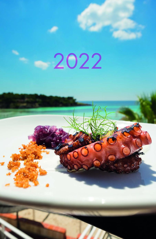 Copertina Piatto Gourmet 2022