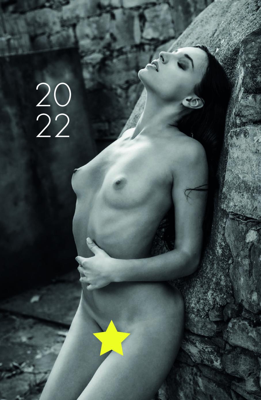 Copertina Donna Nuda 2022