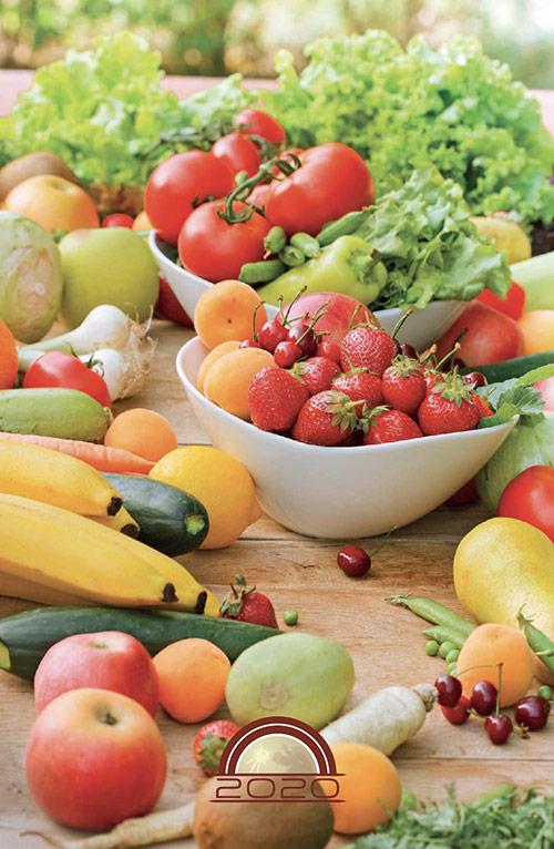 Copertina Frutta e Verdura 2020