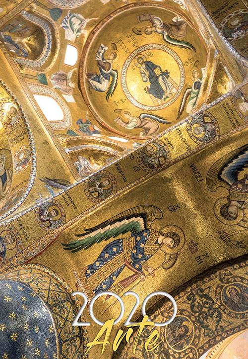 Copertina Arte Italiana 2020
