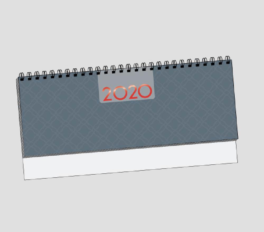Calendario Olandese Da Tavolo Copertina 2020