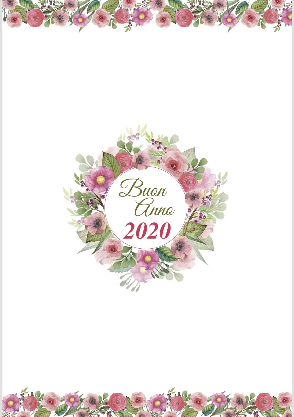 Copertina Buon Anno 2020